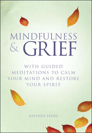 mindfulness & grief book