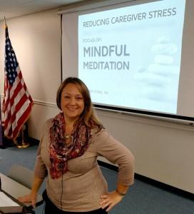 Dementia Caregiver Stress