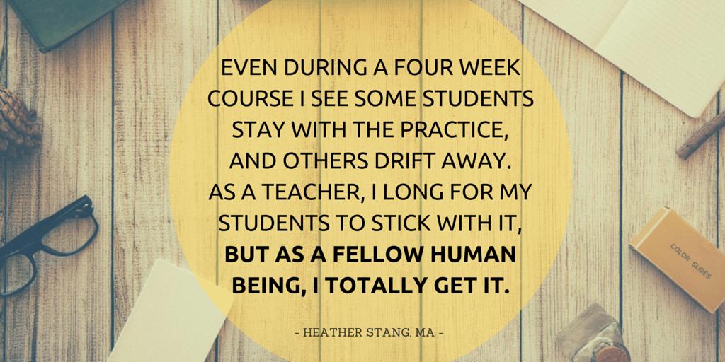 Meditation Teacher